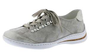 Details zu Rieker Schuhe Damen Sneakers, auch für lose