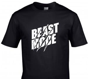 Beast Mode Kids T-Shirt Boys Tee Top
