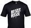 miniature 1 - Beast Mode Kids T-Shirt Boys Tee Top