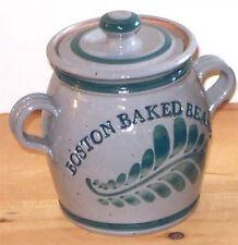 Boston Bake Bean Pot - Made in the USA - 1 1/2 to 1 3/4 quarts