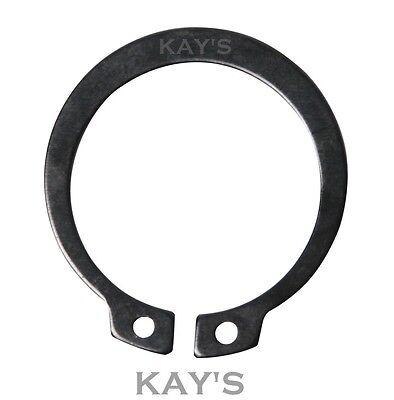 Graffe circolari esterna anello di arresto C Clip Metrica 4mm 32 mm diametri dell/' albero