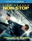 Non Stop 0025192184925 With Liam Neeson Blu-ray Region a