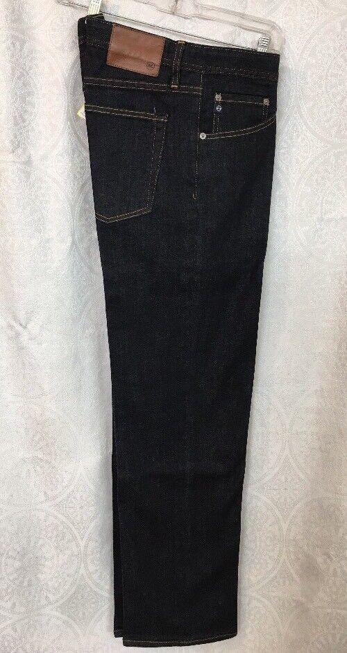 Ag Mens Jeans Dark bluee The Graduate Tailored Leg 33x30
