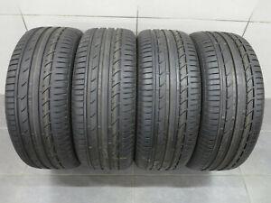 4x-Pneus-D-039-ete-Bridgestone-Potenza-s001-245-45-r19-98y-RSC-Dot-4515-DEMO