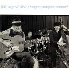 Hey Where's Your Brother? by Johnny Winter (CD, Sep-1992, Point Blank)