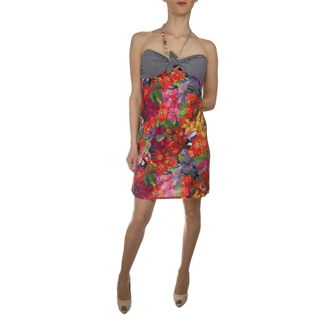Met Vestito women Col Arancione tg varie   -44 % OCCASIONE