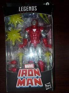 Hasbro-Marvel-Legends-Walgreens-Exclusive-Iron-Man-Silver-Centurion-New-Sealed
