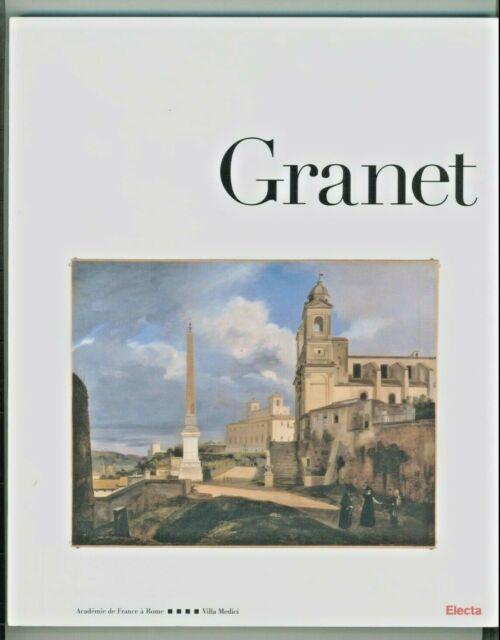 """""""GRANET Roma e Parigi, la natura romantica"""" Electa 2009 - 9788837069001"""