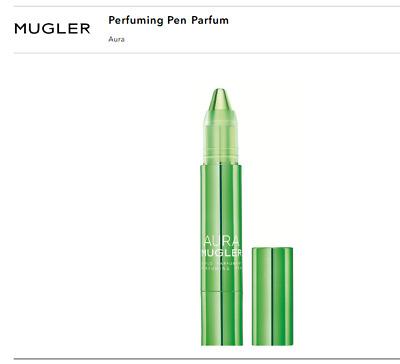 Aura Mugler perfuming pen 3 g profumo in formato penna nicchia niche perfume | eBay