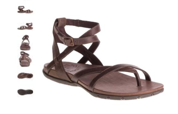Chaco Ginepro Lontra Cinturino Alla Caviglia in in in pelle Comfort Sandali | Prezzo Ragionevole  | Sig/Sig Ra Scarpa  3a19fa