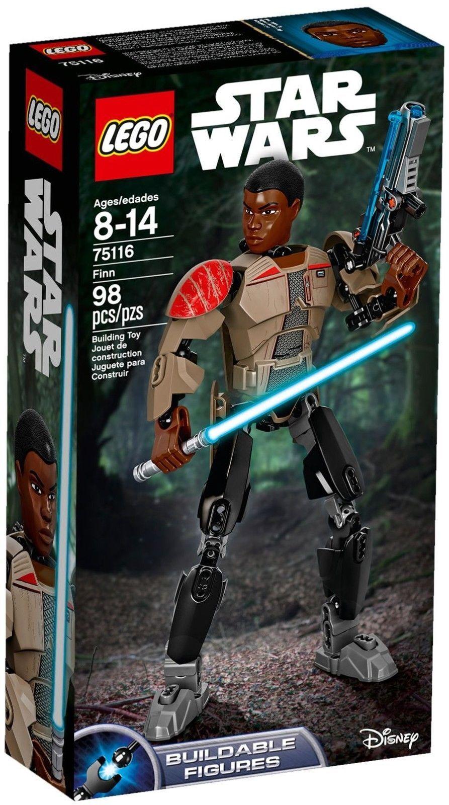 75116 LEGO STAR WARS Mod. Finn