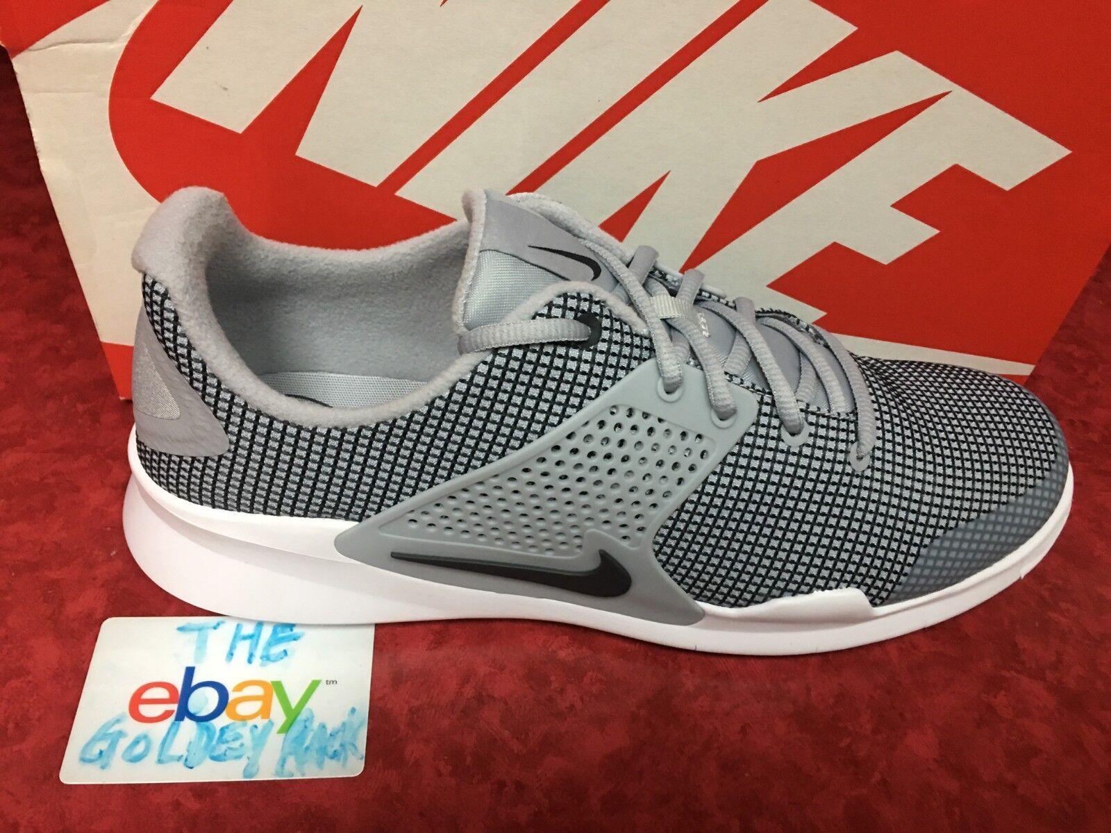 9fc69f55e213 Mens Mens Mens Nike Arrowz SE Wolf Grey Knit Running Training shoes 916772  003 Size 13