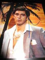 AL PACINO SIGNED AUTOGRAPH 8x10 PHOTO SERPICO PROMO IN PERSON COA AUTO NY F