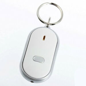 LED-KEY-FINDER-LOCATOR-FIND-LOST-KEYS-CHAIN-KEYCHAIN-WHISTLE-SOUND-CONTROL