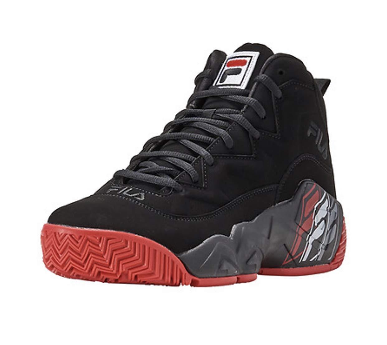 FILA Uomo Uomo Uomo MB F-Box (nero rosso) Basketball scarpe f5407e