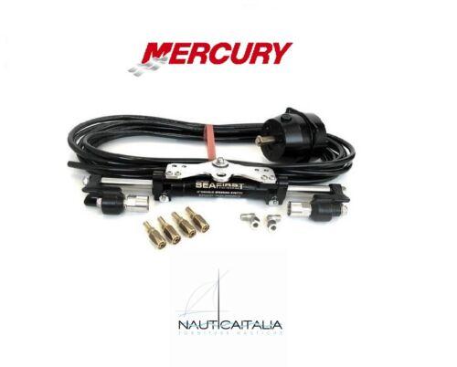 TIMONERIA IDRAULICA KIT FB 300HP M1 HYSTEERING PER FUORIBORDO MERCURY FINO 300HP
