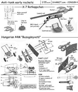 WW2-German-X-7-Rotkappchen-1-35-44M-Buzoganyveto