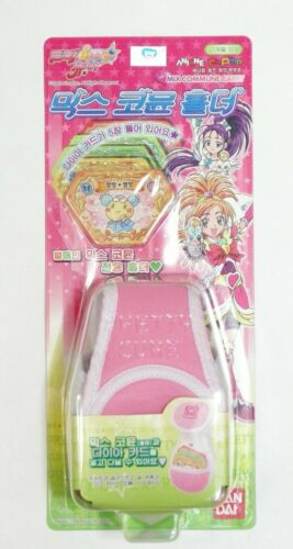 BANDAI PRECURE(PRETTY CURE) SPLASH STAR : MIX COMMUNE CARRY HOLDER  POUCH