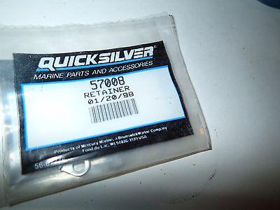 New Mercury Mercruiser Quicksilver Oem Part # 57008 Retainer