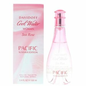 Davidoff sea Rose pacific summer edition 2017 100 ml EDP women Perfume