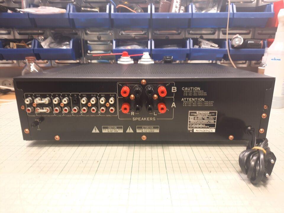 Forstærker, Pioneer, A-401