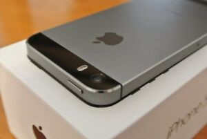 Apple-iPhone-5s-16GB-Black-Smartphone-unlocked-100-Bell-Chatr-Fido-AT-amp-T-Telus