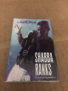 Shabba ranks krs one the jam factory sealed cassette single 4 ebay image is loading shabba ranks krs one the jam factory sealed ccuart Images
