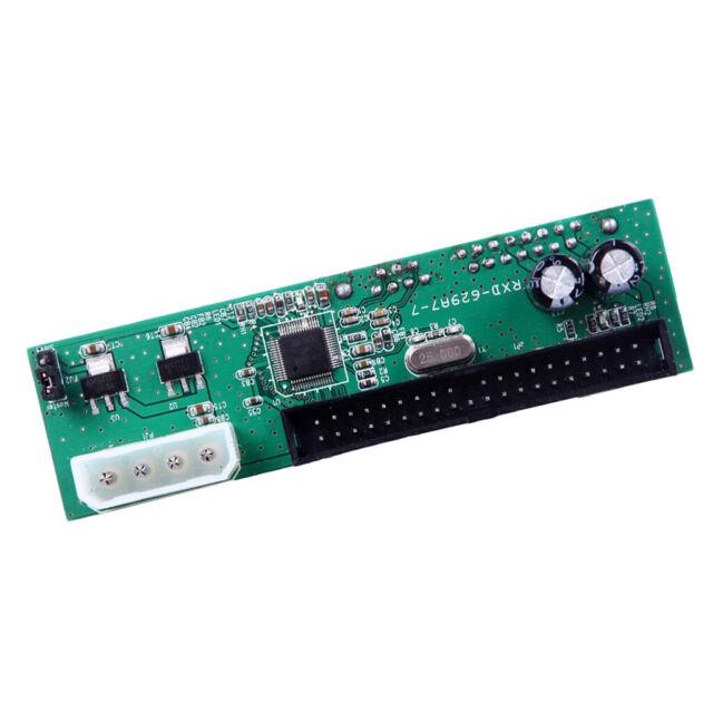 New PATA//IDE to Serial ATA SATA 3.5 HDD Hard Drive Parallel Converter Adapter