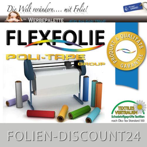 Flexfolie 430  SILVER PU Premium Politape 14,60€//m² Preistip 1 Meter x 50cm