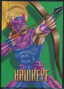 1996-Marvel-Vision-Trading-Card-83-Hawkeye