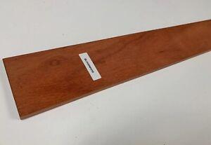 "1"" x 1 1/2"" x 16"" Beautiful! Bloodwood Thin Stock Lumber Boards Wood Crafts"