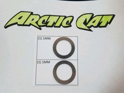 Arctic Cat UTV Wildcat Prowler 2mm primary clutch shim mod L