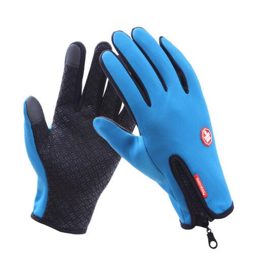 Unisex Winter Handschuhe Warm Thermo Windproof Wasserdicht Finger Touch Screen
