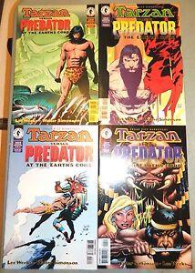 Tarzan vs Predator At the Earths Core