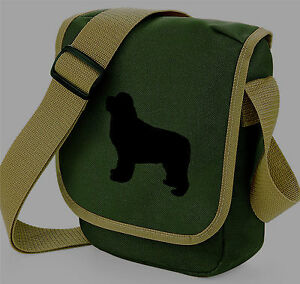 Newfoundland-Dog-Walkers-Bag-Shoulder-Bags-Newfie-Handbag-Birthday-Xmas-Gift