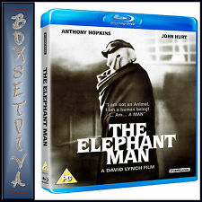 THE ELEPHANT MAN - Anthony Hopkins & John Hurt  ***BRAND NEW  BLU-RAY ***