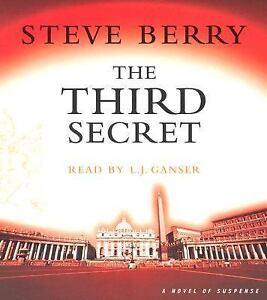 Various-Artists-The-Third-Secret-A-Novel-of-Suspense-CD