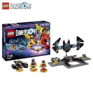 Neuf Lego Dimensions Batman Film Story Paquet Robin Batgirl Batwing Officiel