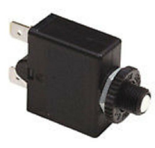 SEACHOICE Panel Mount Push Button Circuit Breaker Push to Reset5AMP SCP 13091