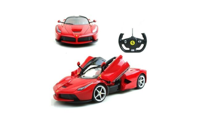 Ferrari Radio Electric RC Car Remote Control Sport Racing ...