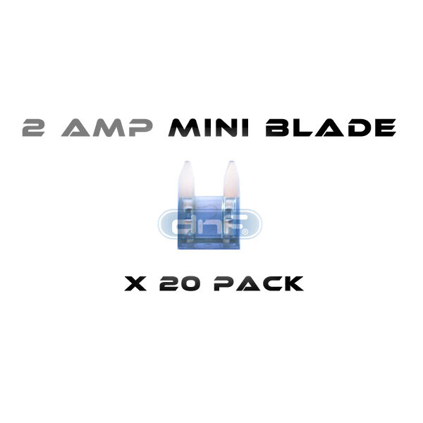 20 PACK 5 AMP ATS// ATC MINI BLADE 12V AUTOMOBILE FUSE FREE SAME DAY SHIPPING!