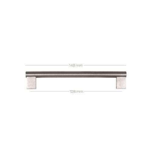 Boss Bar Stainless Steel Kitchen, Stainless Steel Kitchen Cabinet Door Handles