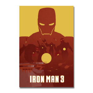 MOVIE Silk Poster 13x20 24x36 inch THE IRON GIANT