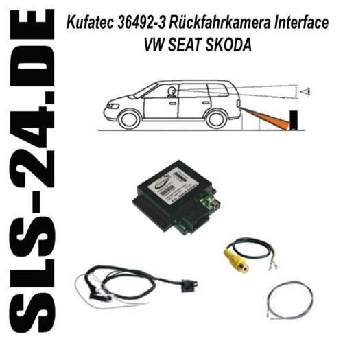 VW Polo Passat Touran radio de navegación mfd2 MFD 2 cámara de visión trasera rfk Interface