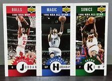 Jordan/Penny/Kemp 96-97 Collectors Choice card