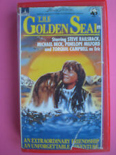 THE GOLDEN SEAL   (THORN EMI PRE-CERT)   -    RARE AND DELETED