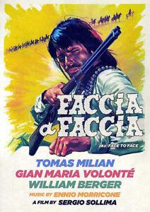 Faccia-a-Faccia-Aka-Faccia-a-Faccia-DVD-Nuovo-DVD-EKA40324