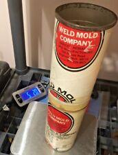 45lbs Weld Mold 700 Nickel 99 332 9 Cast Iron Repair Stick Welding Electrodes