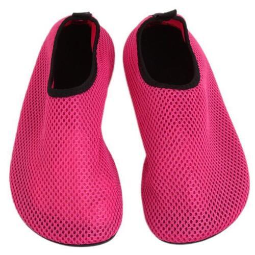 Skin Shoes Water Shoes Aqua Socks Yoga Exercise Pool Beach Swim Slip On Surf S