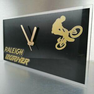 Lightweight-Raleigh-team-aero-pro-burner-BMX-stunt-bike-wall-clock-300x150x2mm